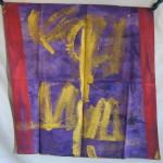 129x133 cm, 2004