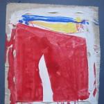 33x41 cm, juillet 1994