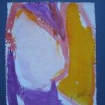 38x49,5 cm, août 1988
