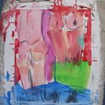 33x41 cm, août 1995
