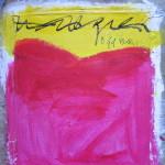 50x61 cm, août 1999