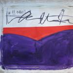 60x50 cm, octobre 1999