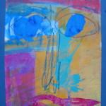 50x69 cm, juin 1995
