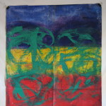 157x184 cm, septembre 2000