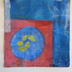 84x94 cm, 1986