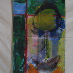 89x144 cm, janvier 1996