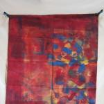 140x150 cm, juillet 2001