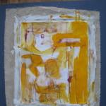 toile libre 33x41 cm, avril 1994