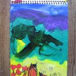 carnet 21x29,7 cm, décembre 1998